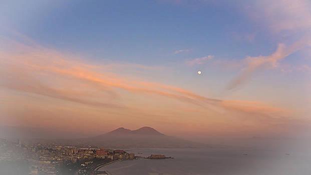 Gentle Glow Of Moon's Soft Shimmering - 2 by Rachel Veser