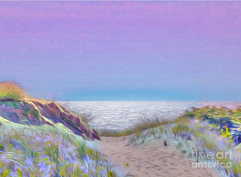 Algirdas Lukas - Gentle seascape 07