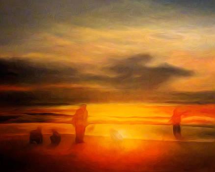 Algirdas Lukas - Gentle Sunset Vision