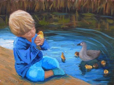 Gentle Touch by Aurelia Sieberhagen