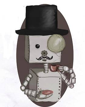 Gentleman bot by Stacy Parker