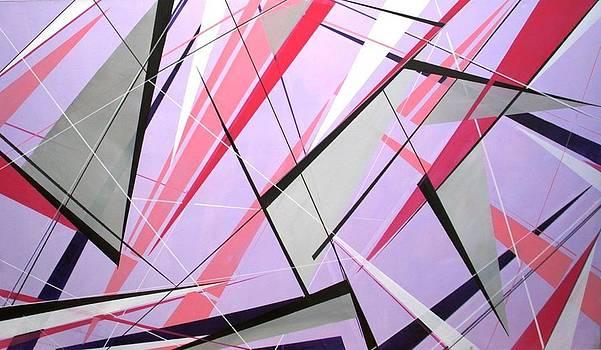 Geometric 1 by Ana Almeida