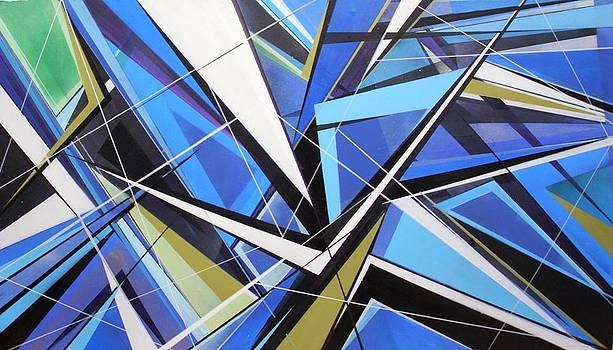 Geometric 2 by Ana Almeida