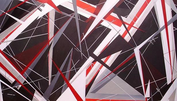 Geometric 3 by Ana Almeida