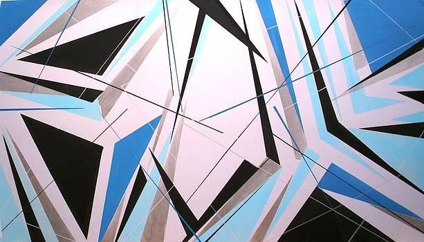 Geometric 4 by Ana Almeida