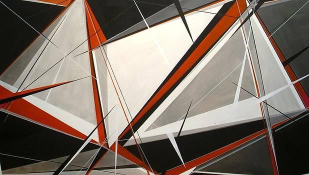 Geometric 6 by Ana Almeida