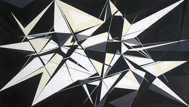 Geometric 9 by Ana Almeida