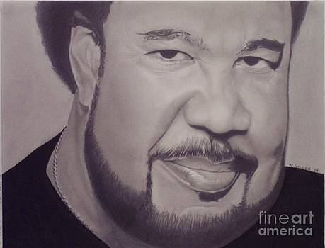 George Duke by Wil Golden