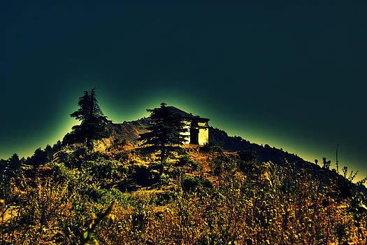George Everest observatory by Salman Ravish