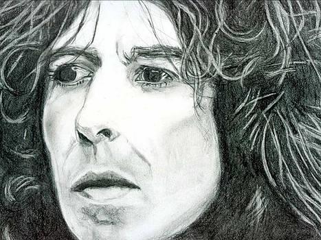 George Harrison by Art by Kar