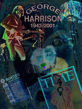 George Harrison by Melinda Saminski