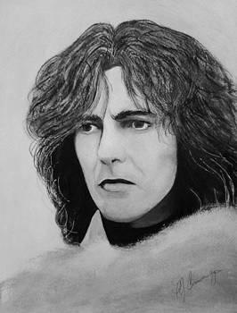 George Harrison by Patricia Brewer-Cummings