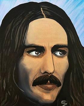 George Harrison The Mystic by Edward Pebworth