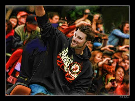 Blake Richards - George Kantos World Series 2012