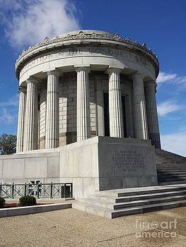 George Rogers Clark Memorial by J Anthony Shuff