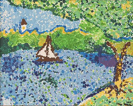 George Seurat la Grande Jatte by Ethan Altshuler