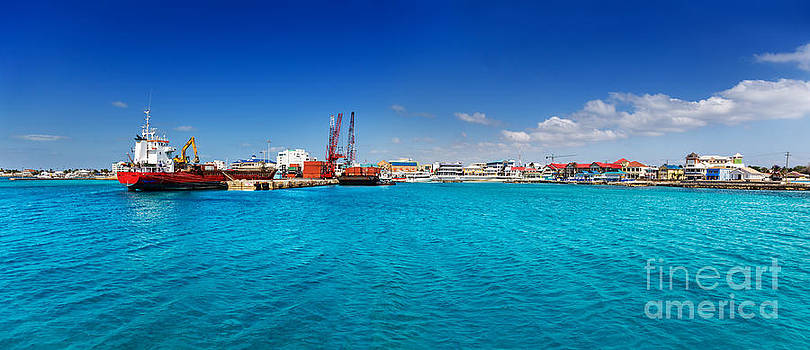 Jo Ann Snover - George Town Cayman Islands waterfront