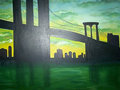 George Washington Bridge by Dale Carr