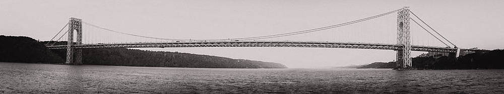 Chris McKenna - George Washington Bridge Panoramic