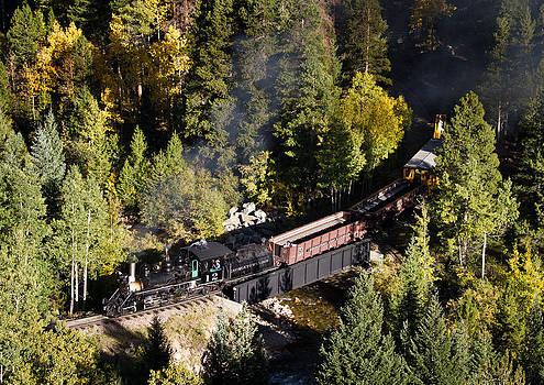 Adam Pender - Georgetown Loop Railroad