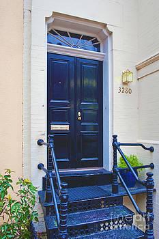 David Zanzinger - Georgetown Washington D.C. Doorway