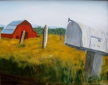 Georgia Farm by Robert Benton