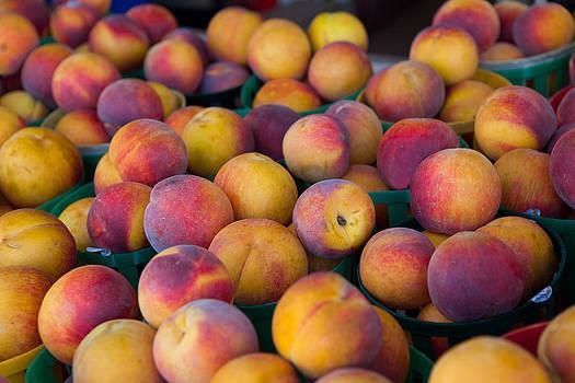 Georgia Peaches by David Kittrell