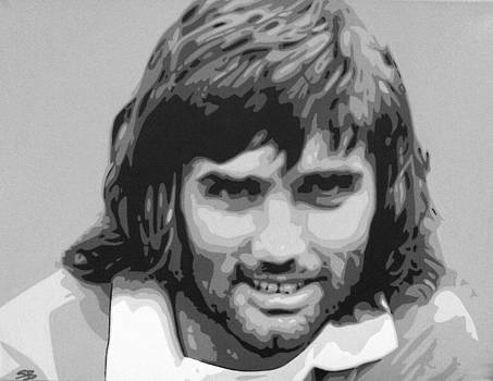 Georgie Best by Siobhan Bevans