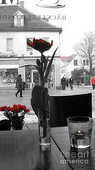 German Cafe by Sarah Christian