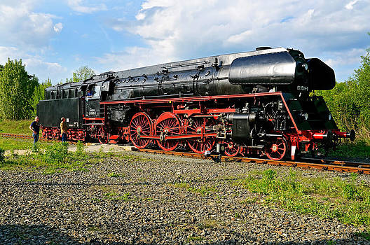 German Class 01 Steam loco by David Davies