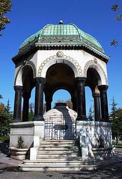 Ramunas Bruzas - German Fountain