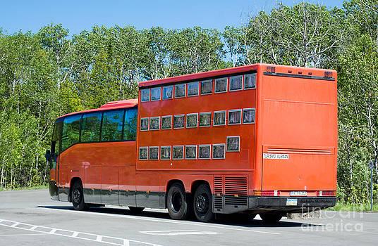 Barbara McMahon - German Tour Bus