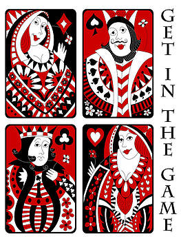 Get In The Game by Alison Stein