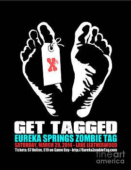 Jeff Danos - Get Tagged at Eureka Springs Zombie Tag 2014