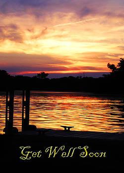 Jeanette K - Get Well Soon Boat Dock