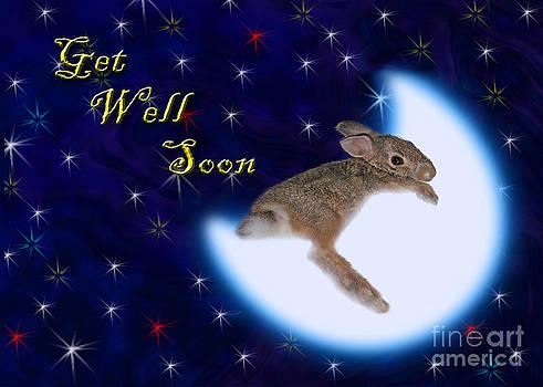 Jeanette K - Get Well Soon Bunny Rabbit