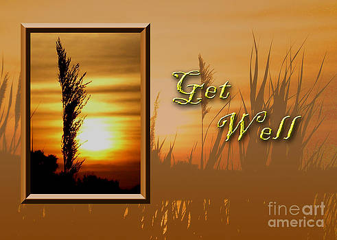 Jeanette K - Get Well Sunset