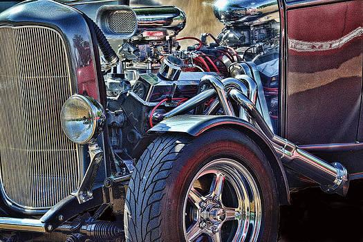 Joe Bledsoe - Get Your Motor Running