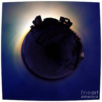 Getaway Planet by Garren Zanker