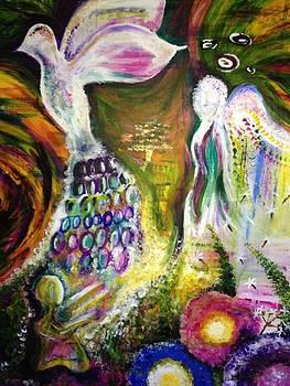 Gethsemane by Pamela Weeden