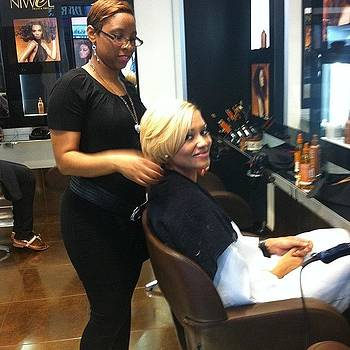 Getting My Hair Done In Paris, 💇💆 by Alexis Johnson