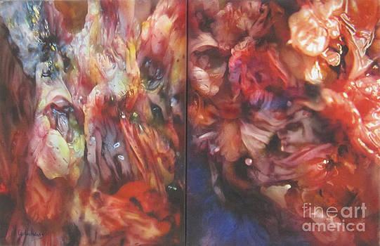 Getting Visceral #1 by Dov Lederberg