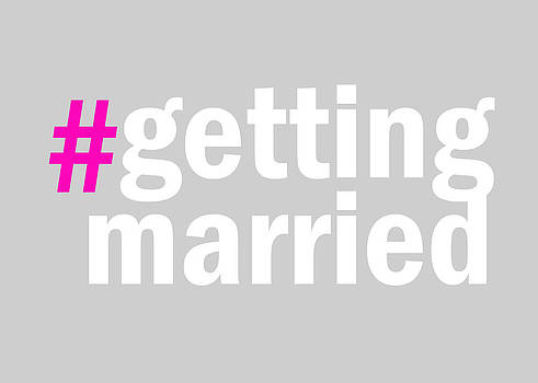 #gettingmarried by Viv Griffiths