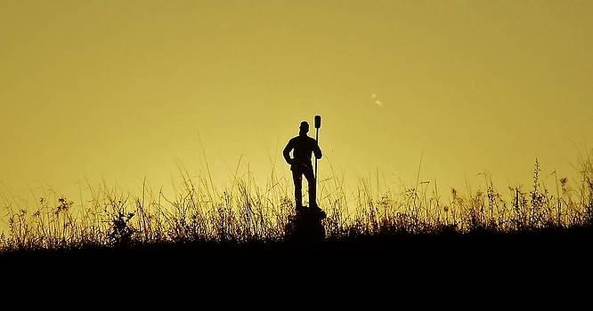 Gettysburg - Into Eternity by Ed Sweeney
