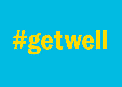 #getwell by Viv Griffiths