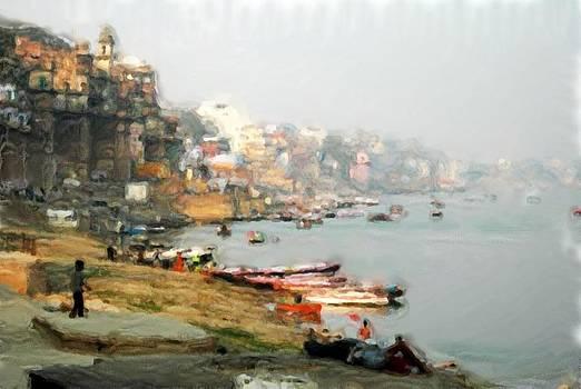 Ghat by Shreeharsha Kulkarni