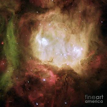 Science Source - Ghost Head Nebula Ngc 2080