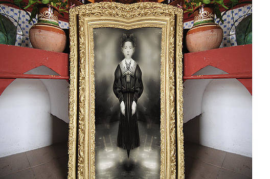 Ghost In The Mirror by William Horden