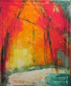 Ghost Runner by Emily McLemore