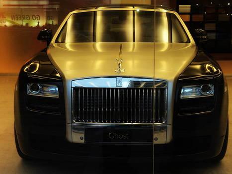 Rolls Royce Ghost by Salman Ravish